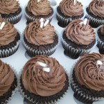 mocha cupcakes by Catering heaven
