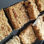 Catering Heaven Chocolate Chip Flapjack