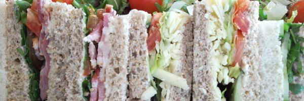 Catering Heaven Sandwich Platters