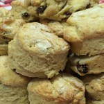 scones by catering heaven