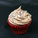 chocolate bailey cupcake by catering heaven