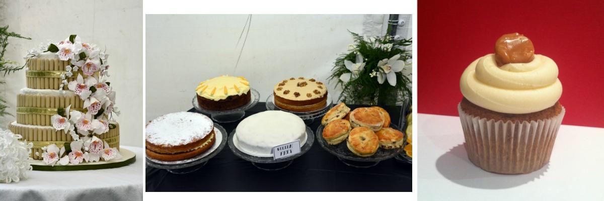 wedding collage cakes
