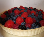 Fresh Berry Tarte