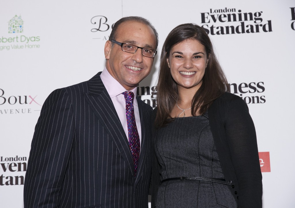 Catering Heaven Evening Standard With Theo Paphitis 9.2012