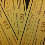 Catering Heaven Gift Vouchers