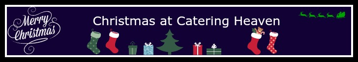 christmas by catering heaven